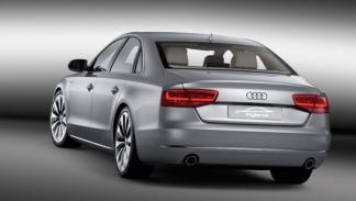 Fotos: Audi A8 hybrid: consumo y prestaciones en una berlina de representación