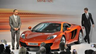 Fotos: MP4-12C: un McLaren de calle