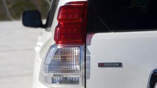 Fotos: Toyota lanza el Land Cruiser R-Edition, con 204 CV