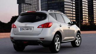 Fotos: El Nissan Murano estrena versión diésel
