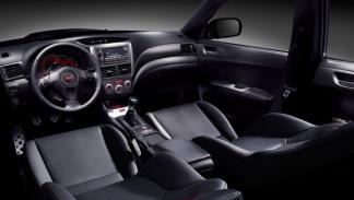 Fotos: Llega el Subaru WRX STI sedán