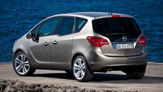 Fotos: Opel Meriva, campeón de la ergonomía