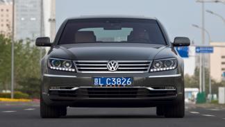 Fotos: El nuevo Volkswagen Phaeton ya rueda