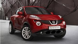 Fotos: El Nissan Juke, a la venta desde 16.250 €