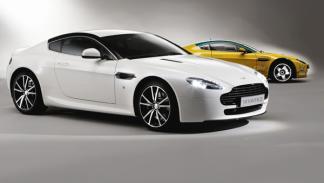 """Fotos: Llega el Aston Martin inspirado en """"Rose"""""""