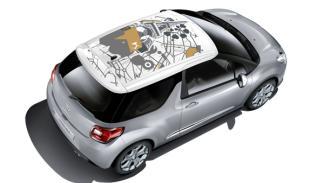 Fotos: Un Citroën DS3 muy veraniego