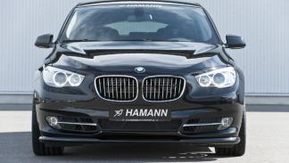 Fotos: Hamann da exclusividad al Serie 5 GT