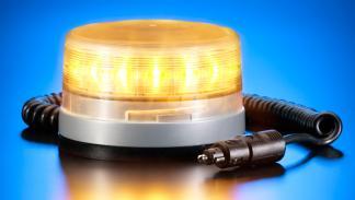 Fotos: Los coches particulares podrán utilizar luz giratoria