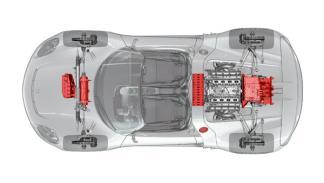 Fotos: ¿Un Porsche Boxster eléctrico?