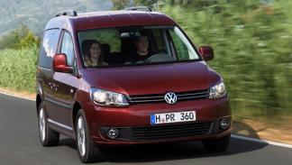 Fotos: Nuevos motores, más versatilidad y mejor equipamiento para el Volkswagen Caddy
