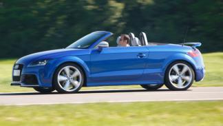 Fotos: El Audi TT RS, ahora con cambio S tronic de siete velocidades