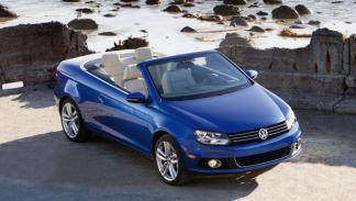Fotos: El Volkswagen Eos 2011 se presenta en Los Ángeles