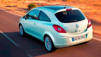 Fotos: El Opel Corsa comenzará 2011 con una ligera renovación