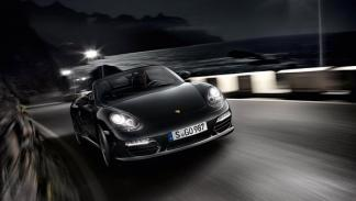 Porsche Boxster S Black Edition frontal