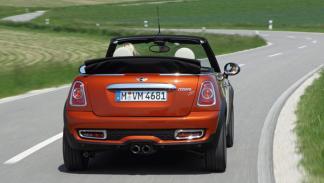 Mini Cooper SD Cabrio