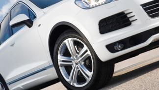 Volkswagen Touareg R-line llantas suv 4x4 todoterreno