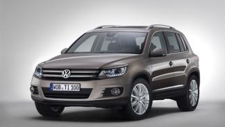 Nuevo Volkswagen Tiguan mejoras estéticas y mecánicas