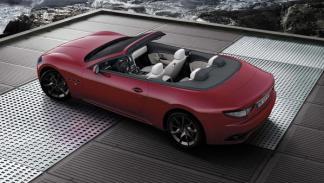 Maserati GranCabrio Sport lateral