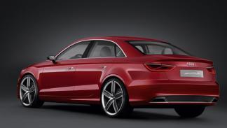 Audi A3 concept exterior