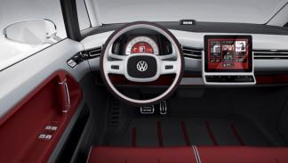 La pantalla del VW Bulli es un iPad