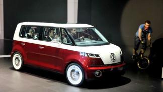 Presentación del VW Bulli