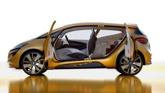 Renault R-Space Lateral