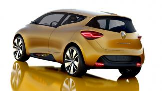 Renault R-Space trasera