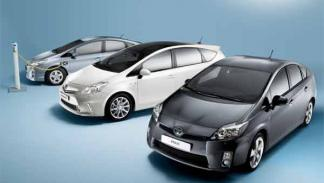 Toyota Prius+ híbrido monovolumen siete plazas ginebra