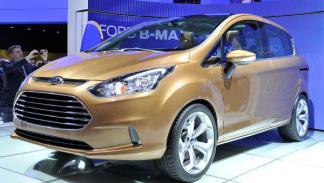 Ford B-MAX Salón de Ginebra 2011
