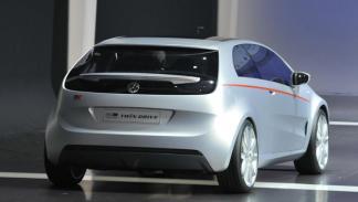 VW Go! Y Tex, las nuevas creaciones de Giugiaro