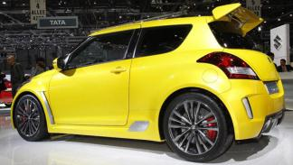 Suzuki Swift S-Concept lateral