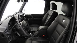 brabus 800 Widestar clase G Mercedes Benz