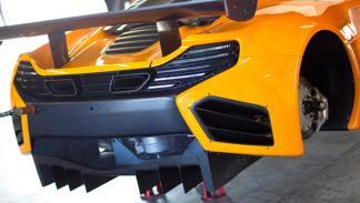 McLaren MP4-12C GT3 difusor