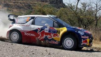 Sebastien Ogier Citroën Rally de Portugal