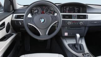 BMW 318d salpicadero