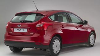 Ford Focus ECOnetic trasera