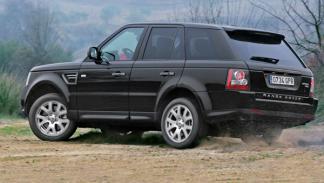 Range Rover Sport 3.0 SUV todoterreno lateral