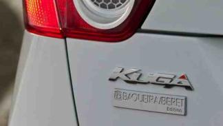 Ford Kuga Baqueira/Beret 2011