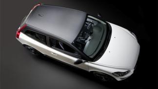 Volvo C30 Black Design techo