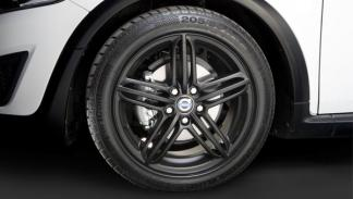 Volvo C30 Black Design llanta