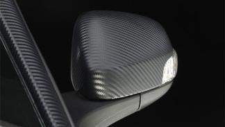 Volvo C30 Black Design retrovisor