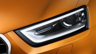 Audi Q3 faro