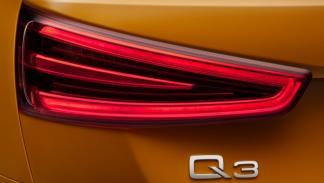 Audi Q3 piloto