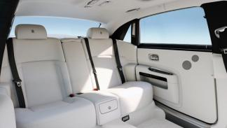 Rolls-Royce Ghost versión extendida interior
