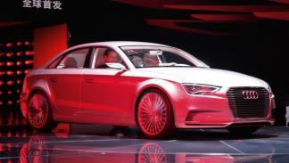 Audi A3 e-tron concept lateral