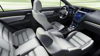 Subaru XV Concept interior