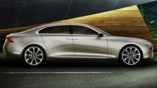 Volvo Concept Universe perfil