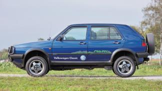 Volkswagen Golf Country SUV todoterreno