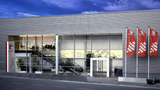 El Centro de Diseño de Seat