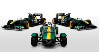Caterham Seven Team Lotus